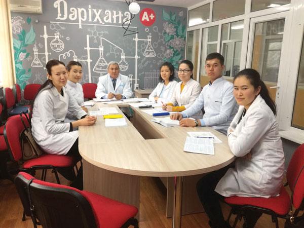 Сертификация провизоров и фармацевтов в алматы сертификация продукции лекция